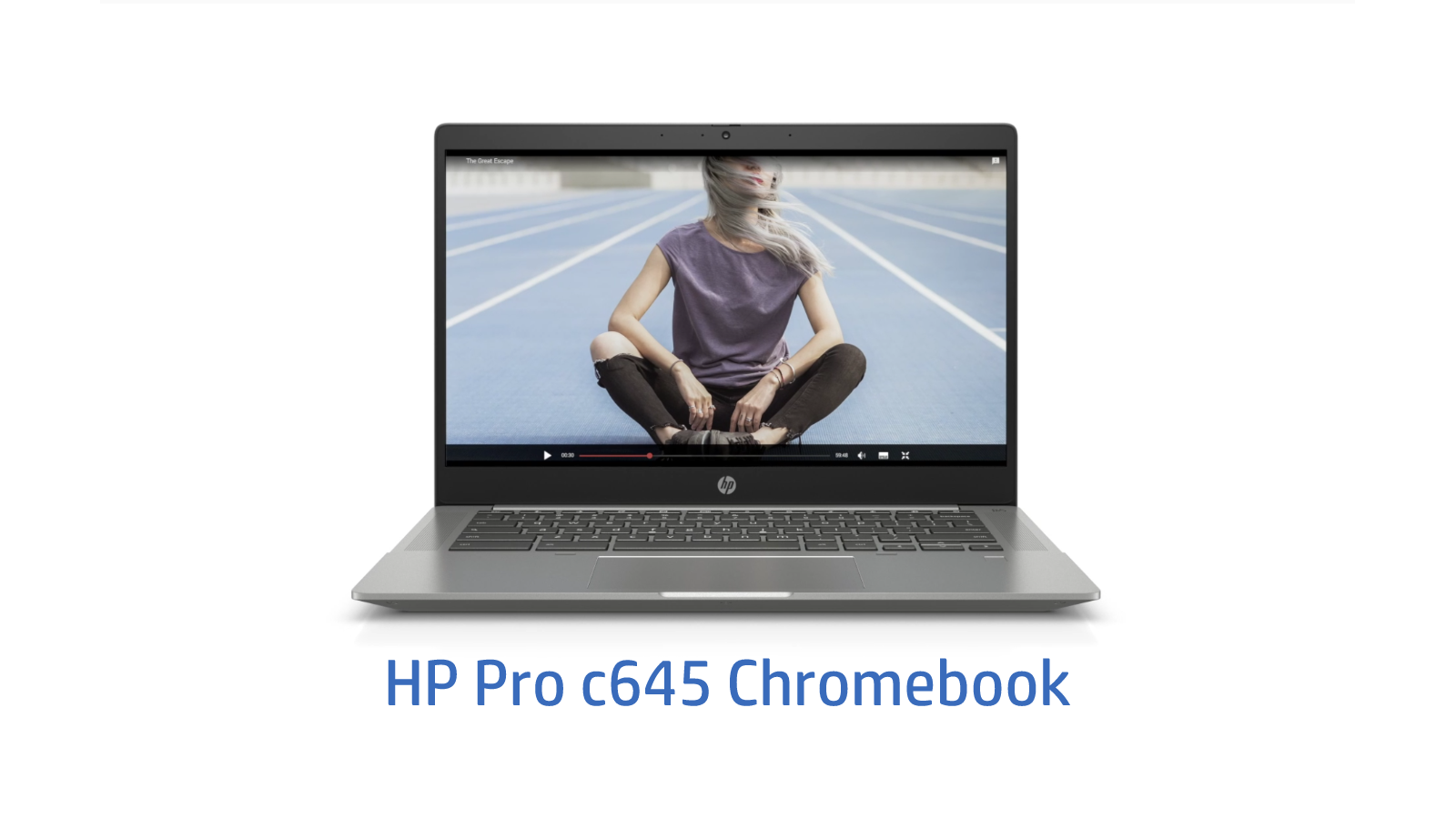 The Ryzen-powered HP Pro c645 Chromebook is now available and customizable