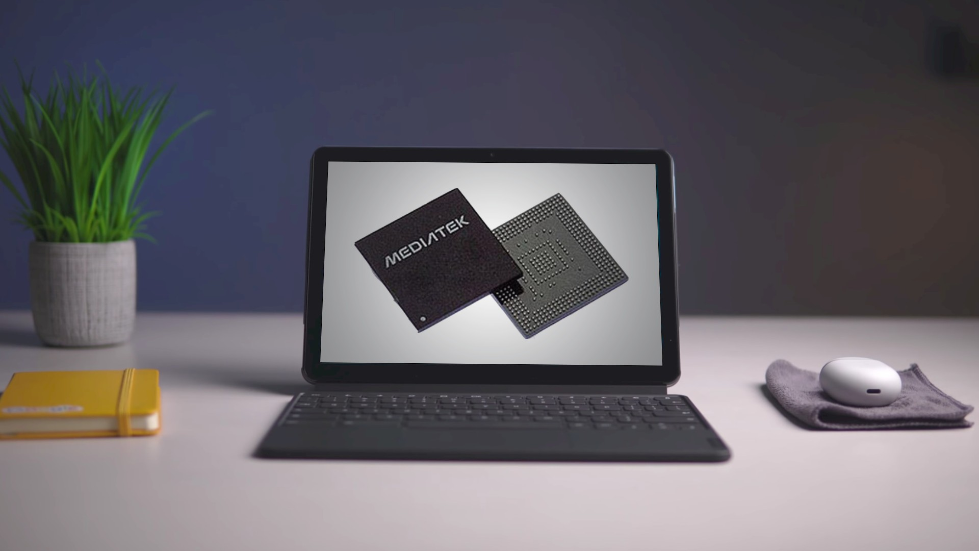 Another next-gen MediaTek ARM Chromebook begins development