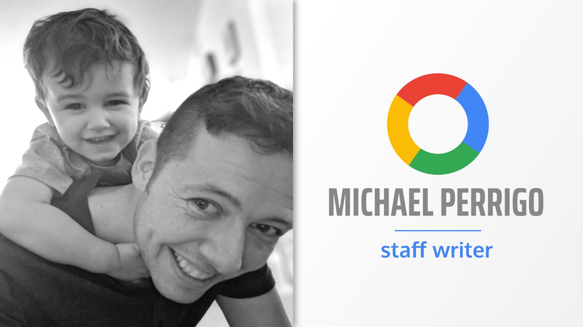 Chrome Unboxed is expanding: meet our new staff writer, Michael Perrigo