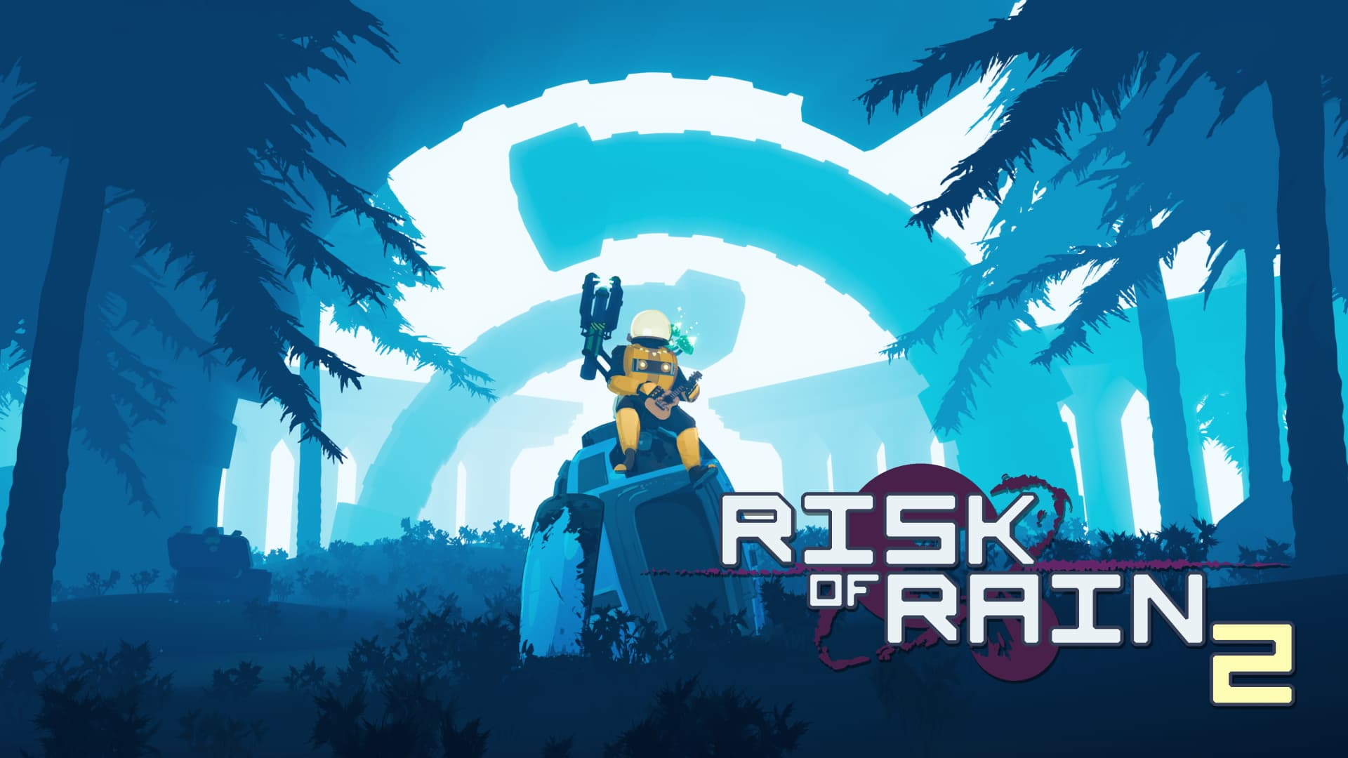 Risk of Rain 2 is now available on Stadia for hours of co-op madness