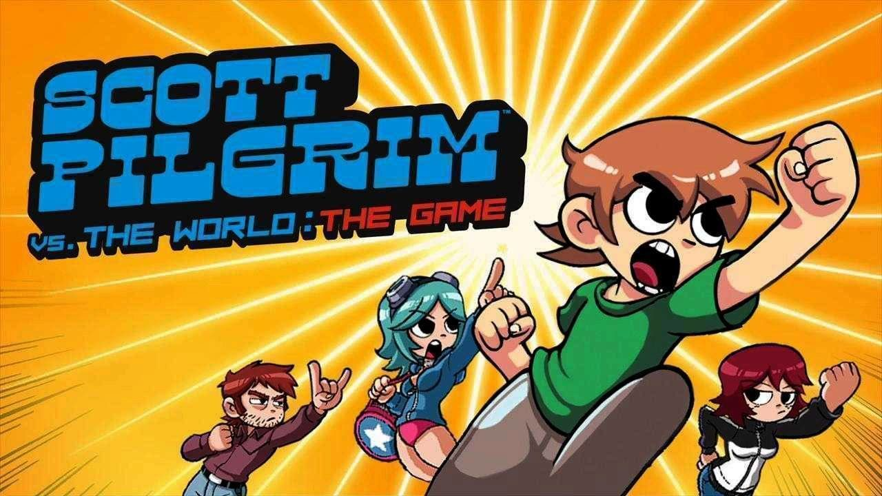 [U: Available] Sweet, coins! Scott Pilgrim vs. The World returns to the face of the earth thanks to Ubisoft