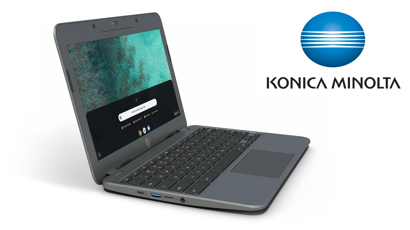 Konica Minolta partners with Sector 5 to bring LTE Chromebooks to more students