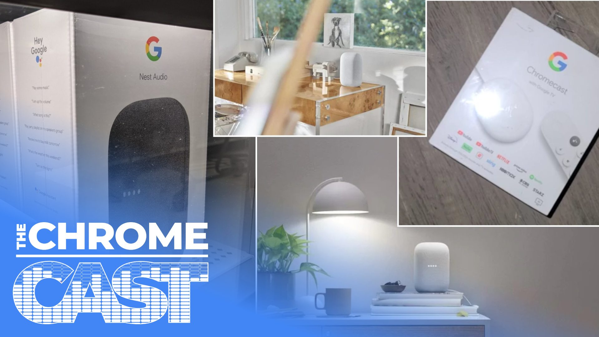 The Chrome Cast 80: Google's hardware has all leaked out