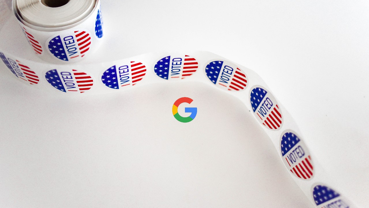 Get voting information and follow U.S. Election coverage with a little help from Google