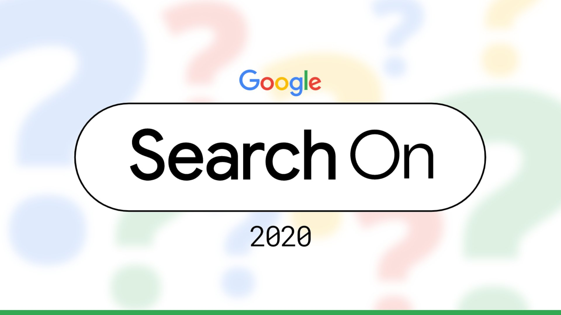 Google to host a mysterious 'Search on 2020' event tomorrow at 12PM PST