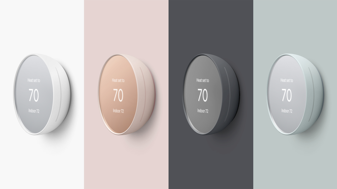 Re-designed Nest Thermostat revealed. Moves into your Google Home for an affordable $129