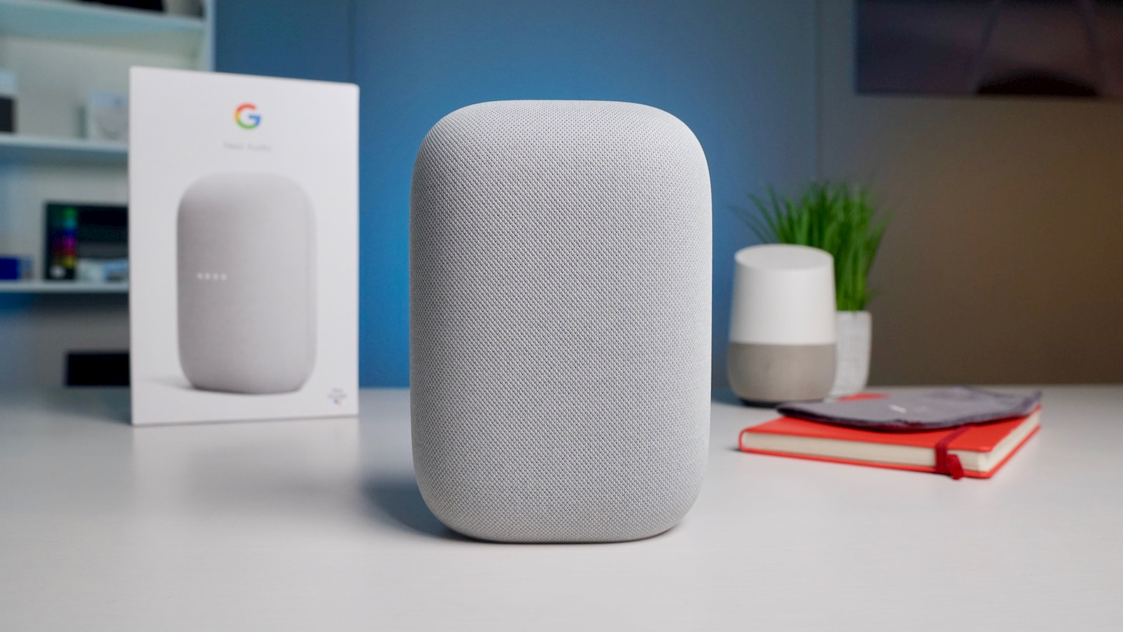 Google's Nest Audio could eventually be a part of a home theater setup