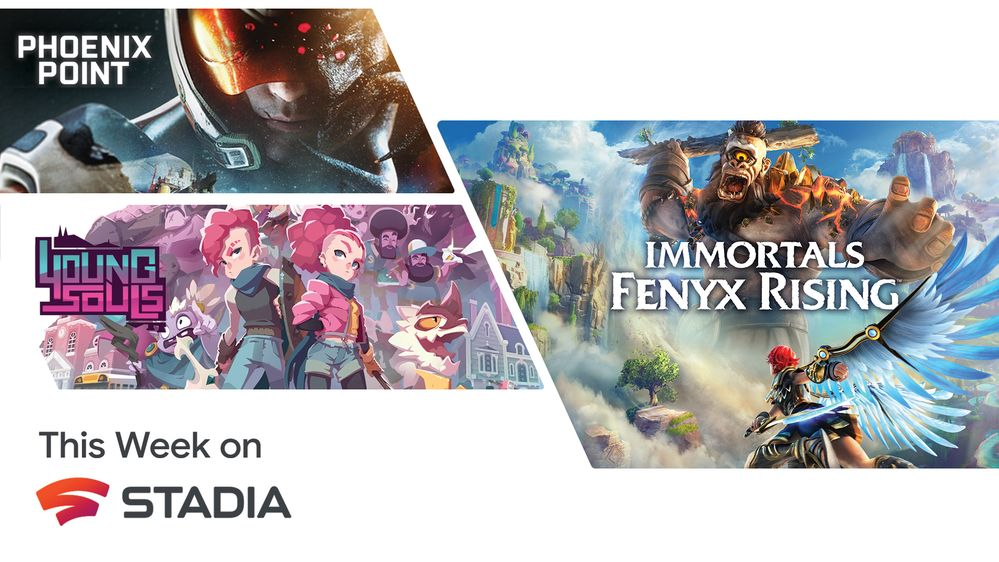Stadia closes out their reveal event with Young Souls, a free demo of Immortals: Fenyx Rising, and more