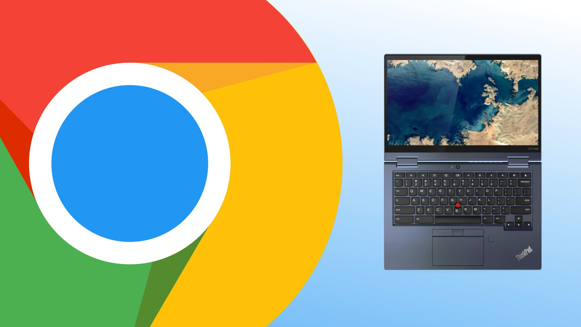 The pointer stick on Lenovo's new Chromebook matters more than you think
