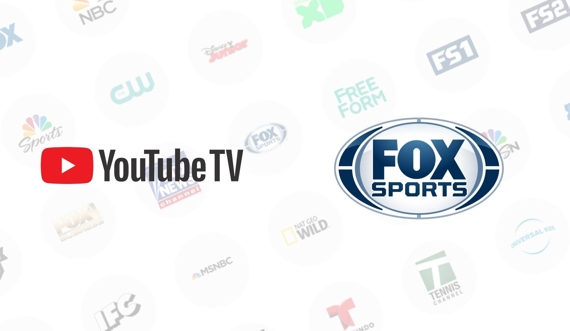 Youtube TV subscribers no longer have access to Fox Sports Networks from Sinclair