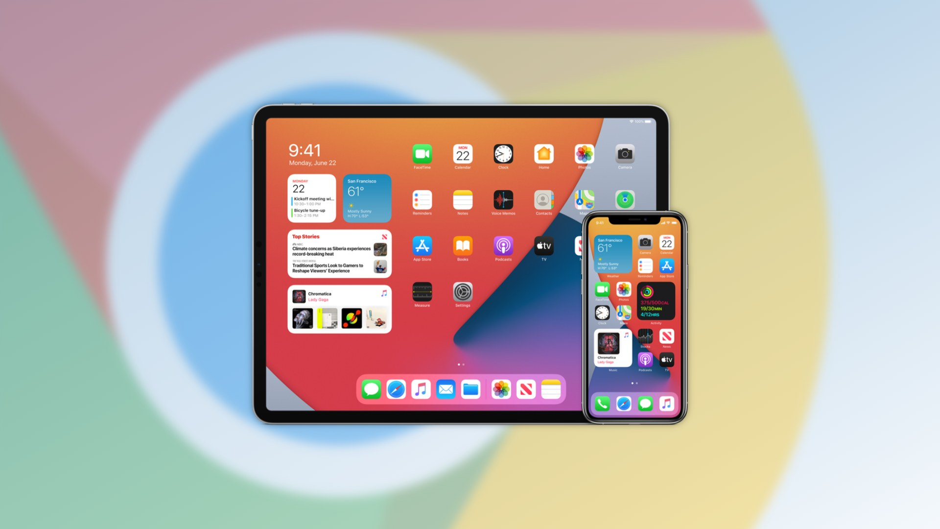 Chrome to get new iPhone & iPad widgets for iOS/iPadOS 14