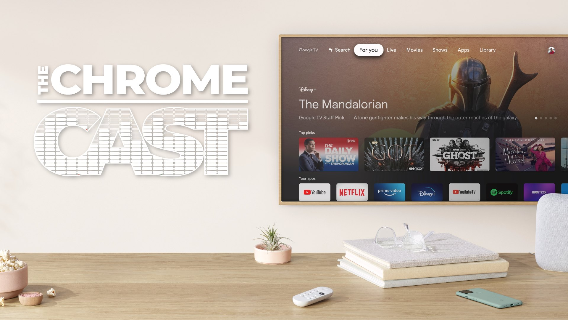The Chrome Cast 81: Unboxing Google's 'Launch Night In' hardware event