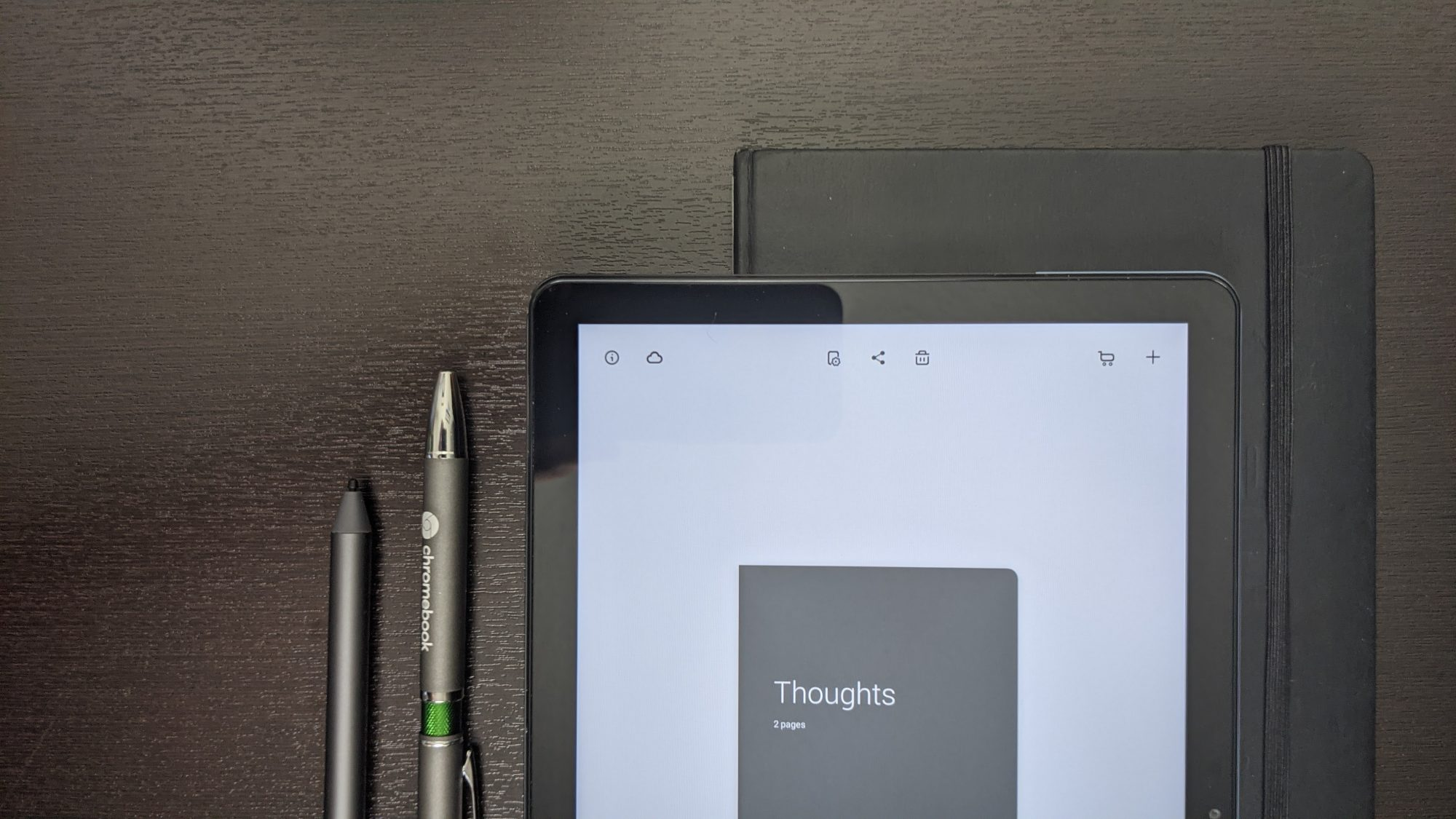 The best pen-based note-taking apps for your Chromebook