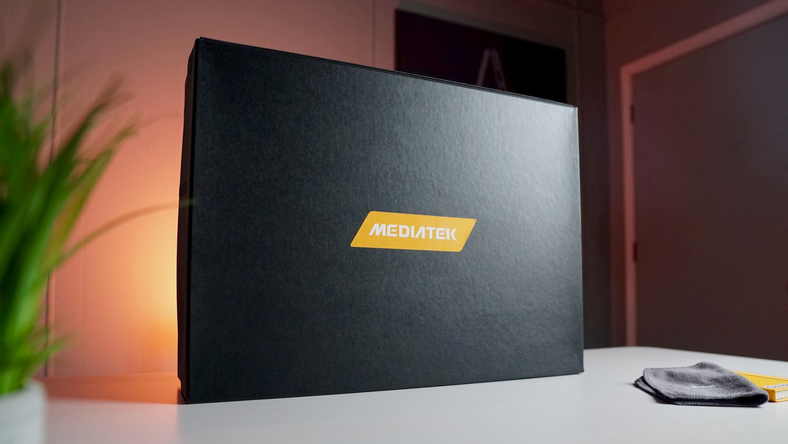 Unboxing the MediaTek Summit 2020 surprise box [Giveaway]