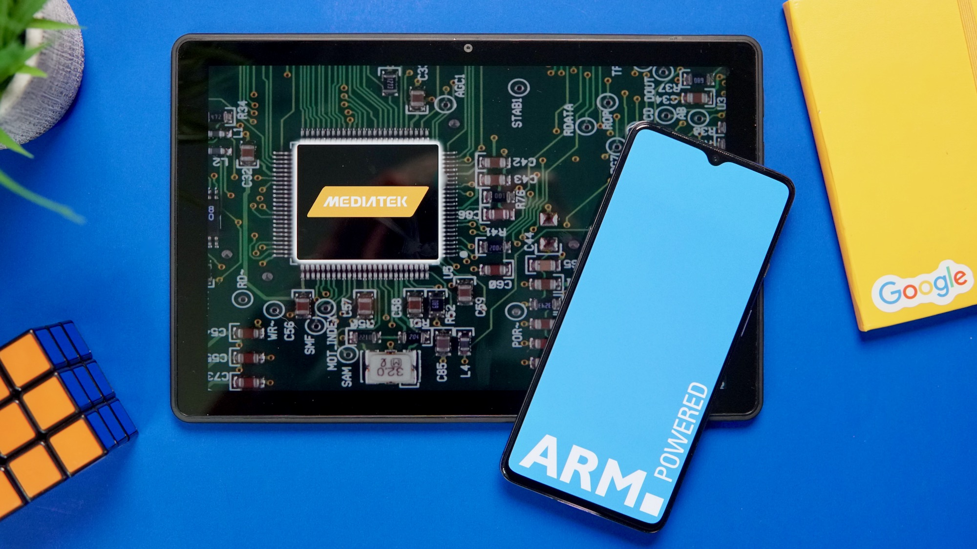 MediaTek's rise to #1 in the ARM silicon race is good news for Chromebooks