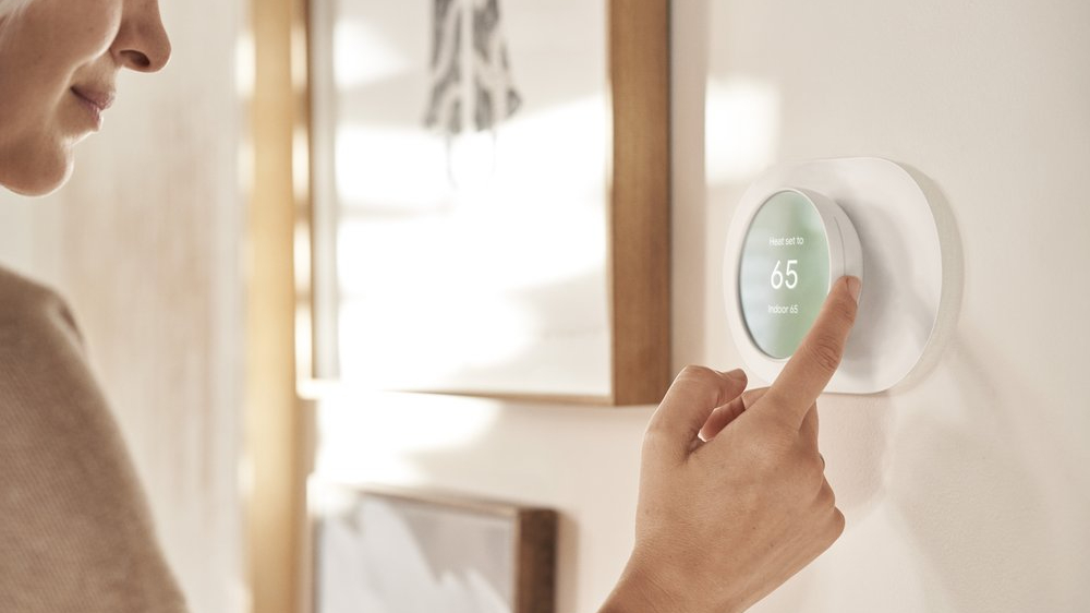 The new Nest Thermostat can predict potential heating and cooling issues in your home