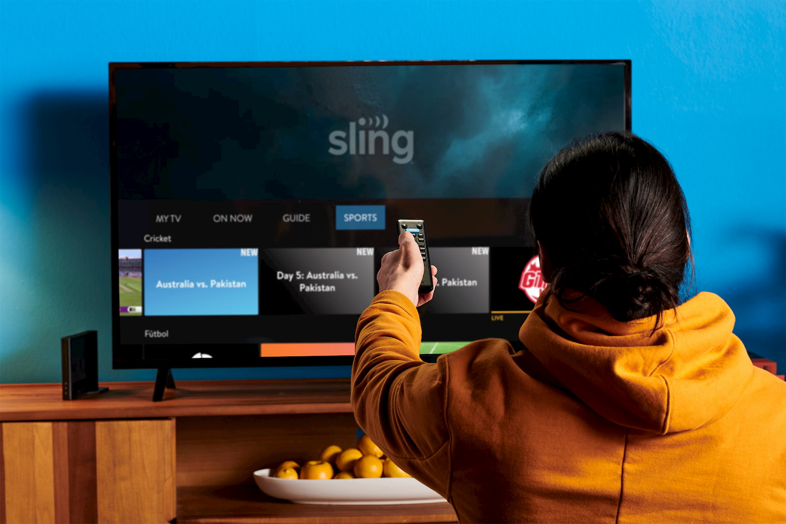Black Friday: Get Sling TV and score a 4K Android TV dongle with Chromecast Built-in