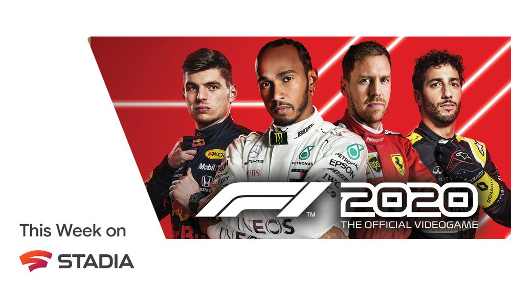 Play F1 2020 for free right now for a limited time with Stadia Pro's 'Free Play Days'