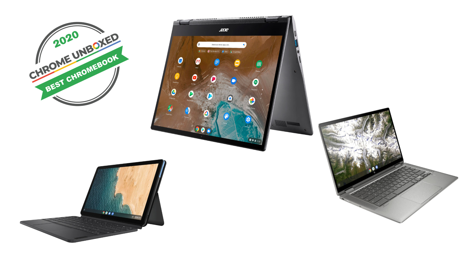 Last-minute deals on 3 great Chromebooks