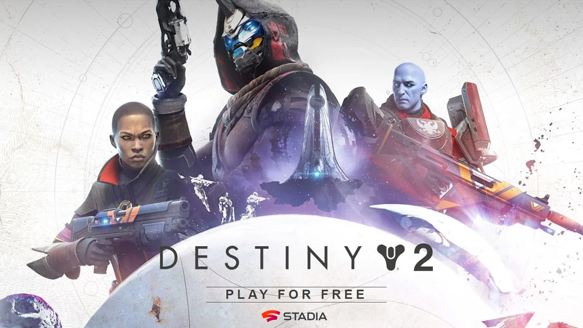 [Update: Available] Destiny 2 will be Stadia's very first absolutely free to play game!