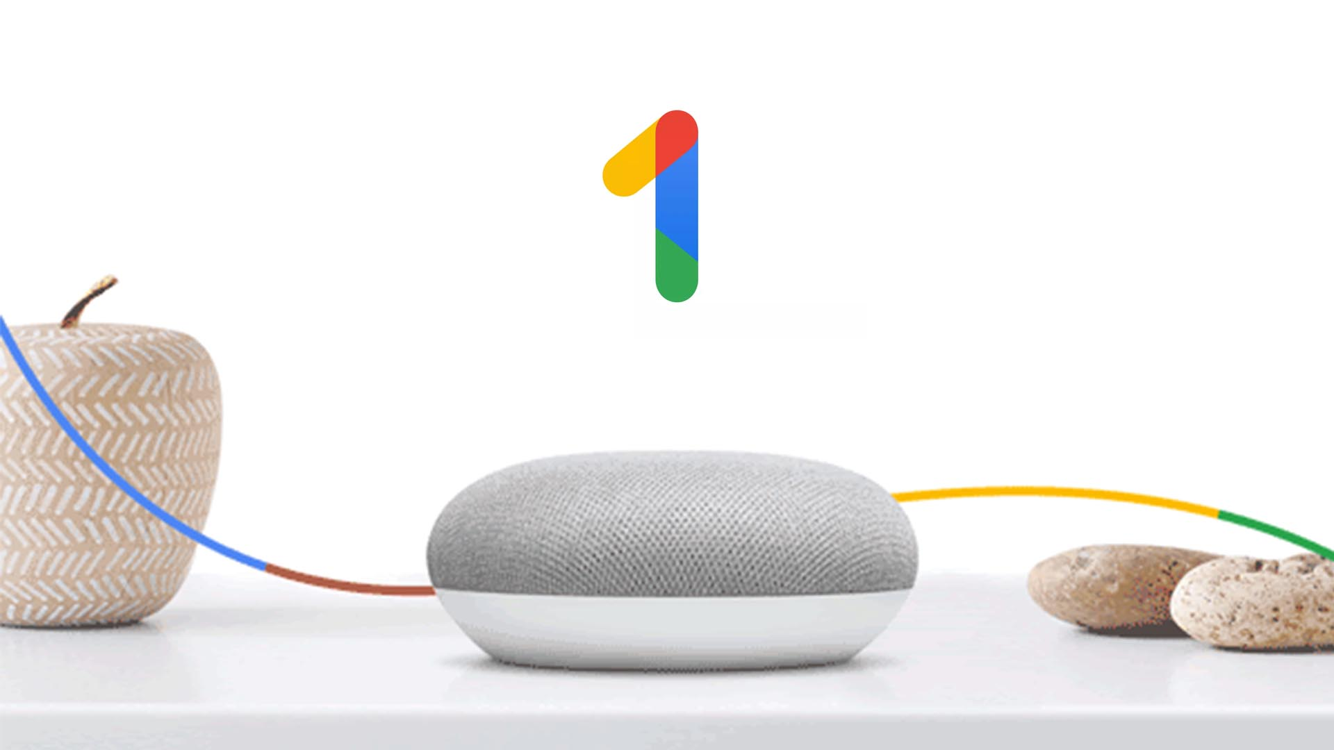 Google One is offering a free Nest Mini if you upgrade to their 2TB storage plan