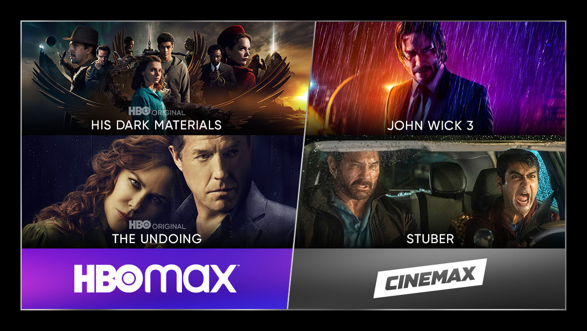 Youtube TV gives everyone free access to HBO Max and Cinemax until Sunday