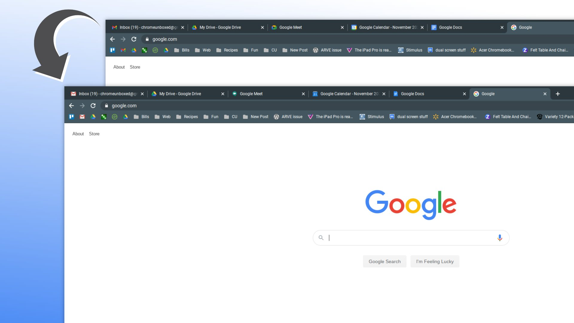 Here's how you can restore the old Google icons for Chrome and why you may want to