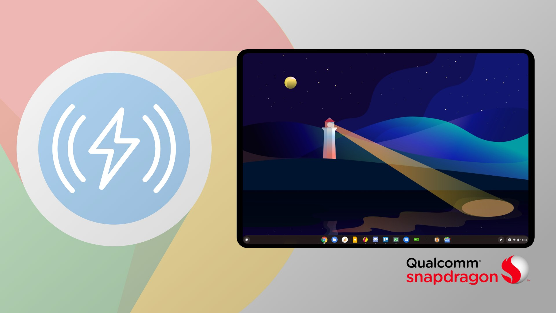 First Snapdragon 7c Chromebook tablet 'Coachz' will have reverse wireless charging for accessories