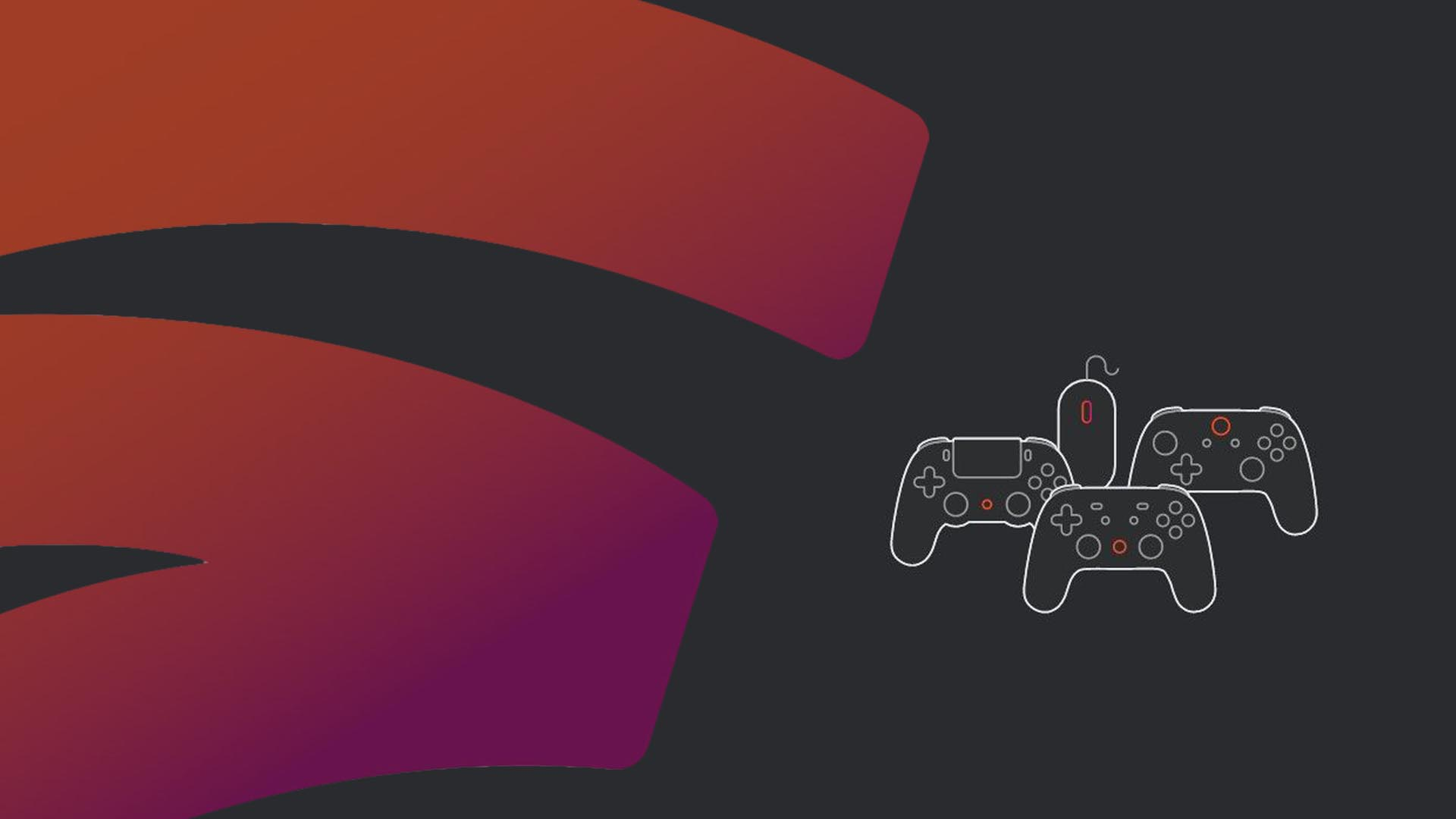 Bluetooth support for third-party controllers is now available for Stadia on the web