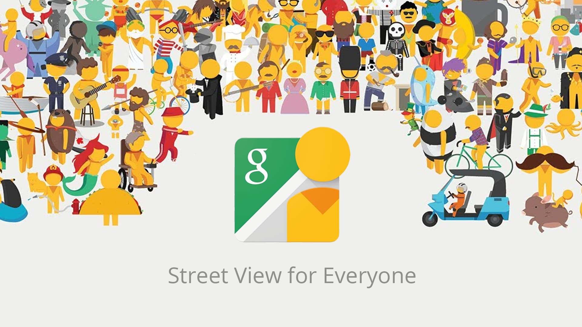 Google tests letting anyone contribute to Street View using only their phone