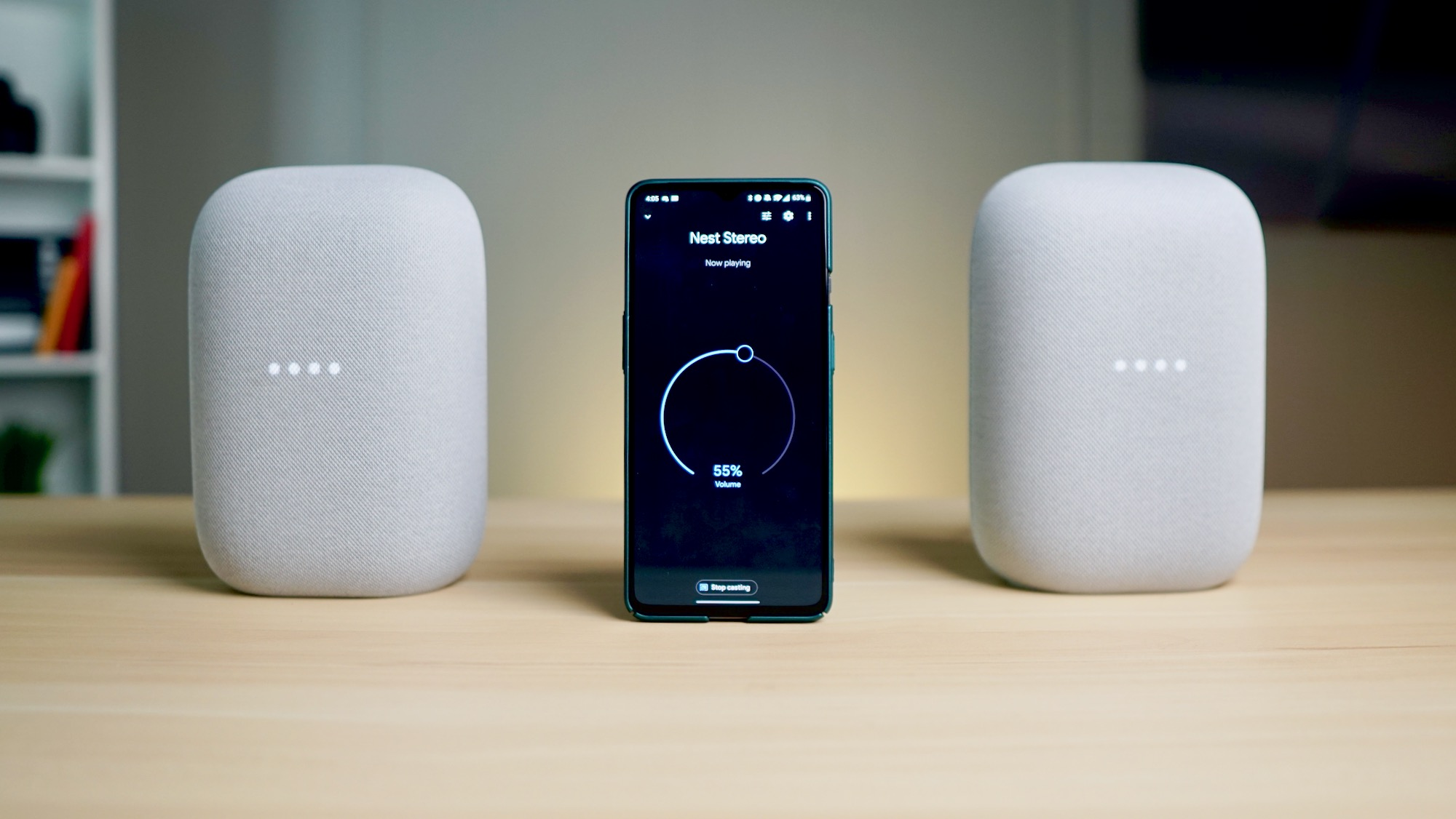 How to set up stereo pairing with Google Nest Audio speakers [VIDEO]