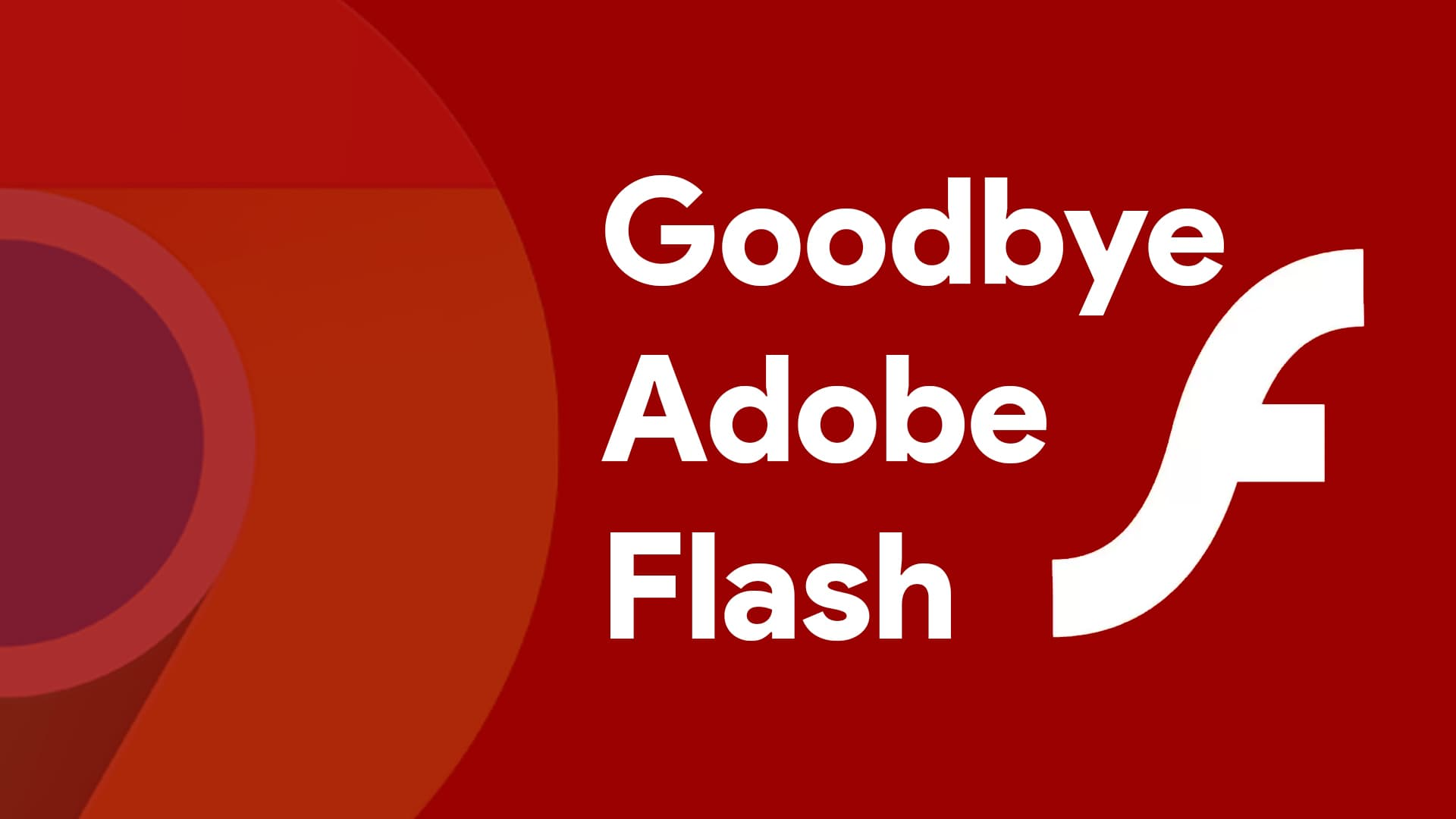 Adobe Flash will officially be dead next week – here's what Chromebook owners need to know
