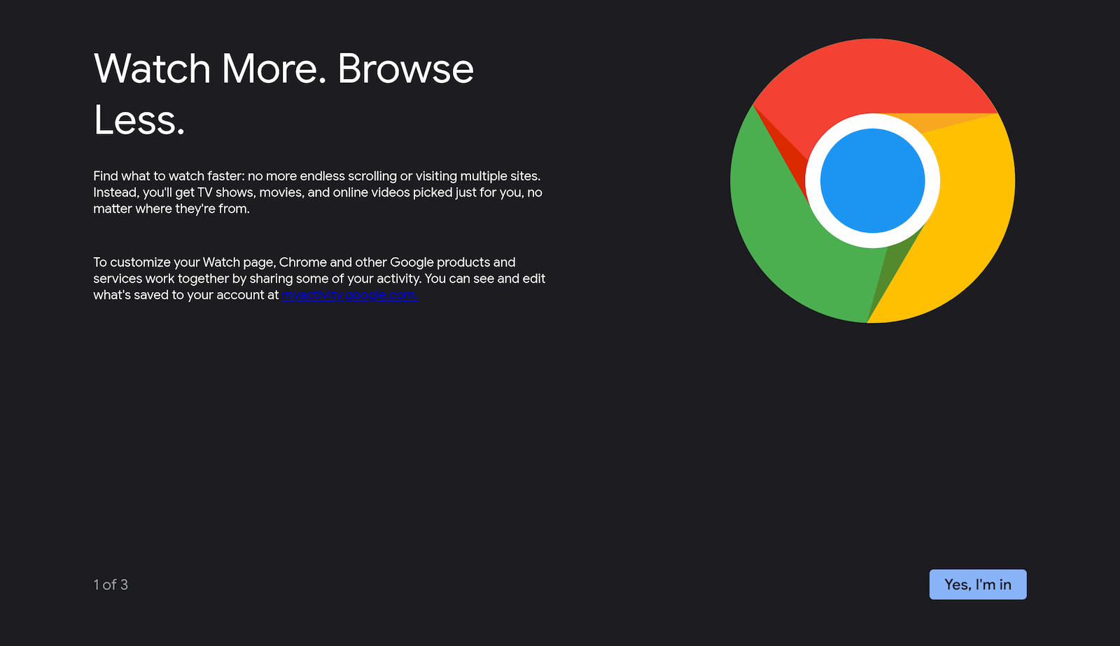 "Chrome ""Kaleidoscope"" could bring the best of Google TV to your browser"