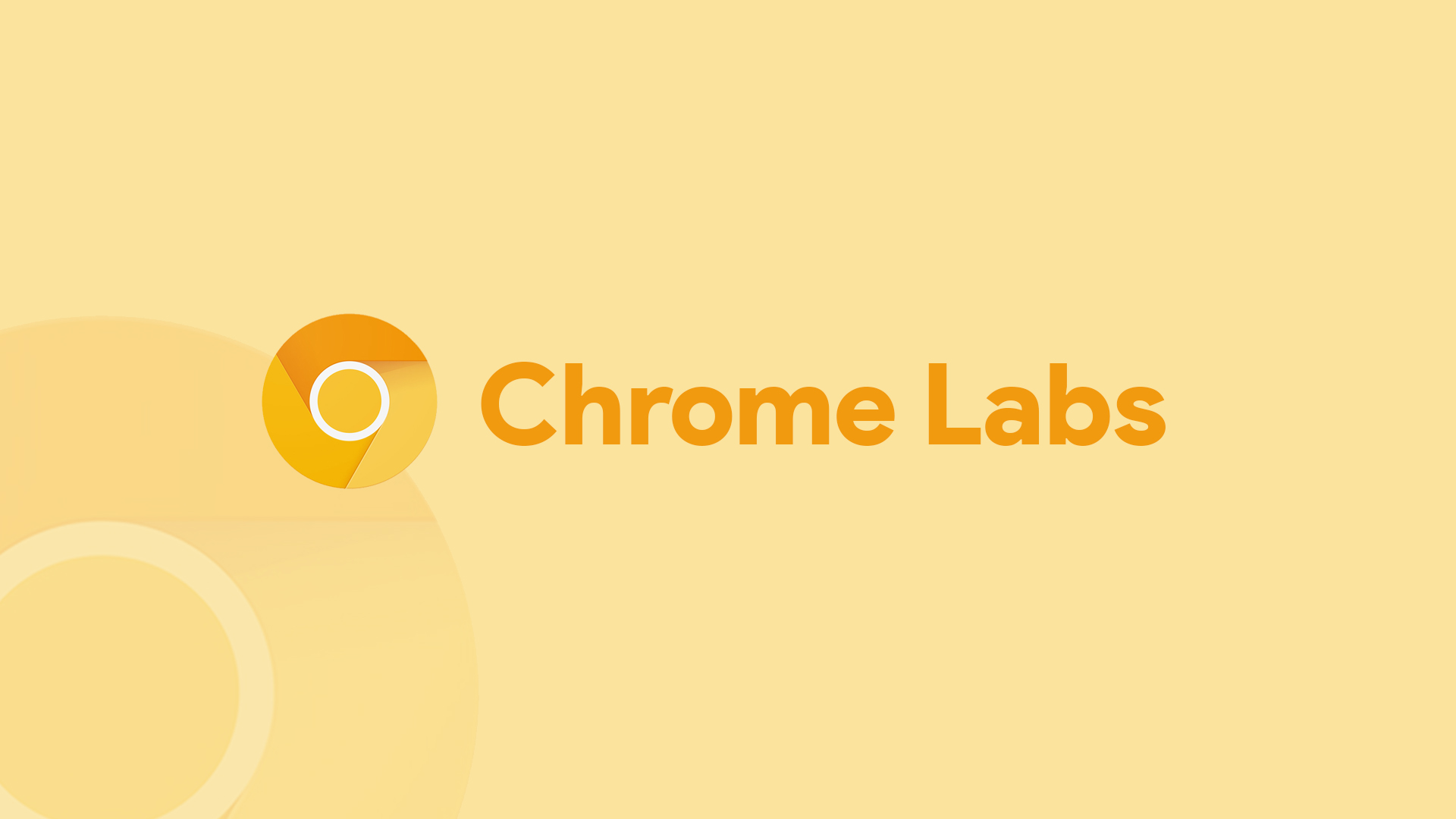 'Chrome Labs' becomes the new home for experimental browser features