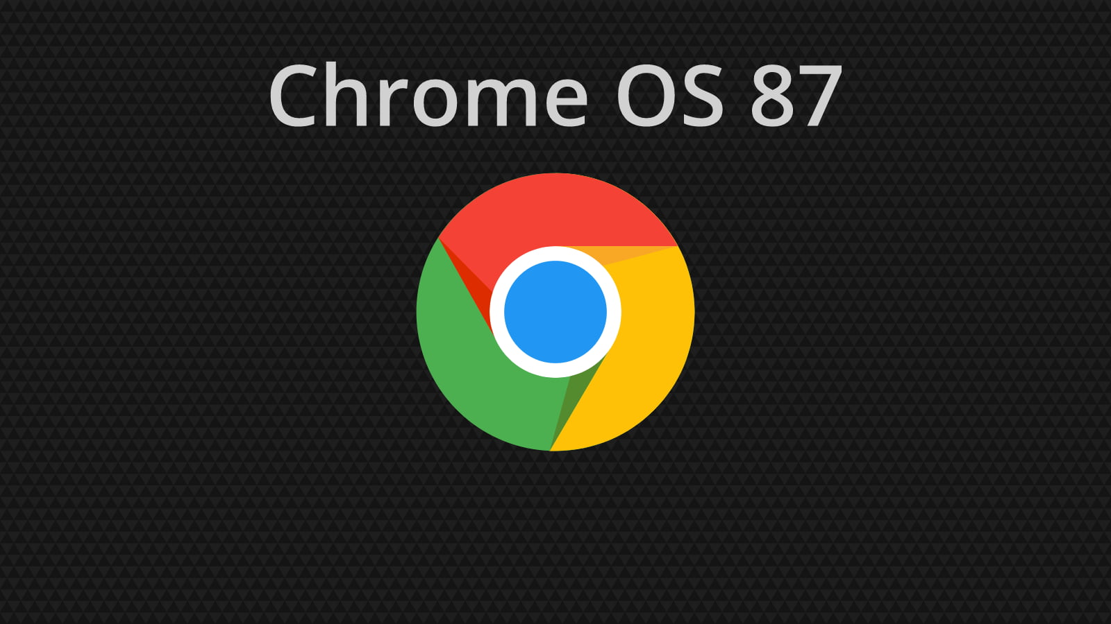Chrome OS 87 is here with Tab Search, BT battery level and more
