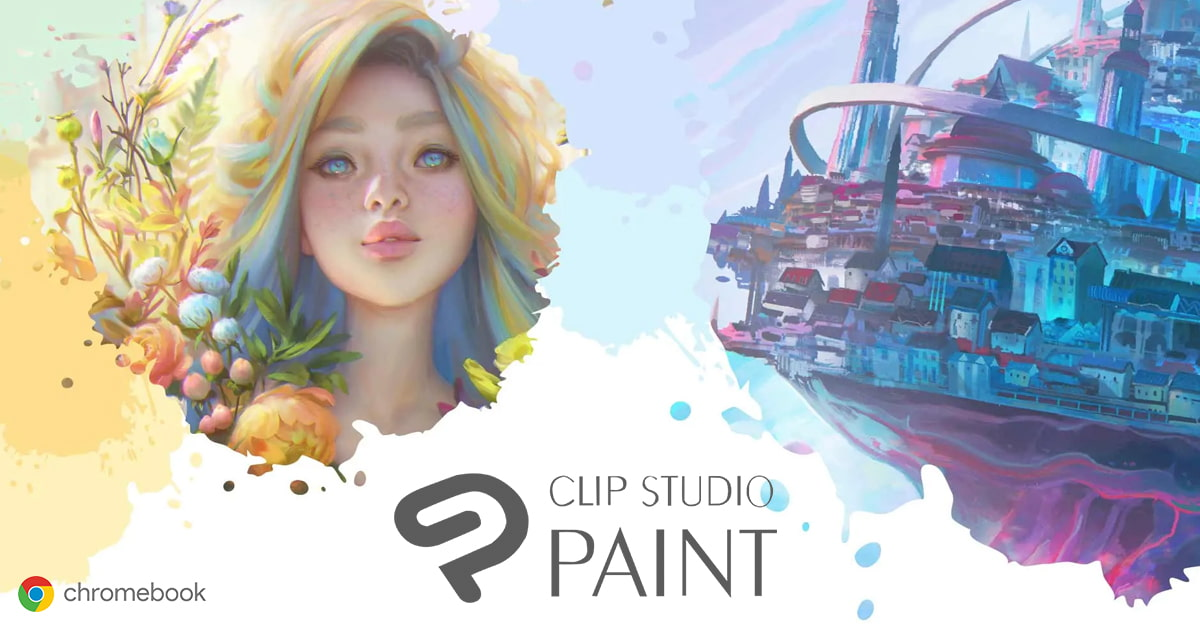 Chromebooks finally have a powerful Photoshop alternative – Clip Studio Paint joins your free perks