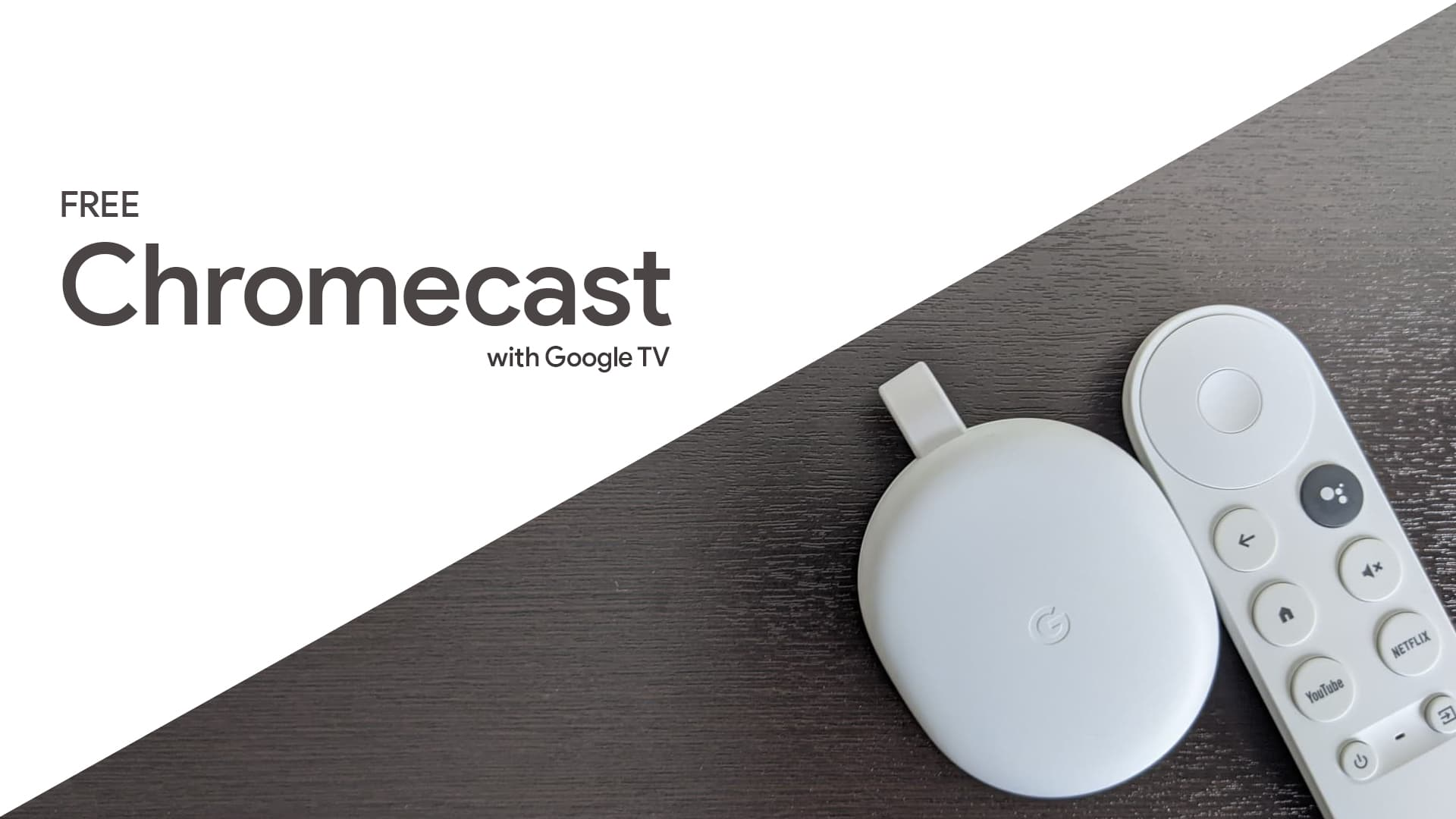 Youtube TV subscribers are being surprised with a free Chromecast with Google TV for their loyalty