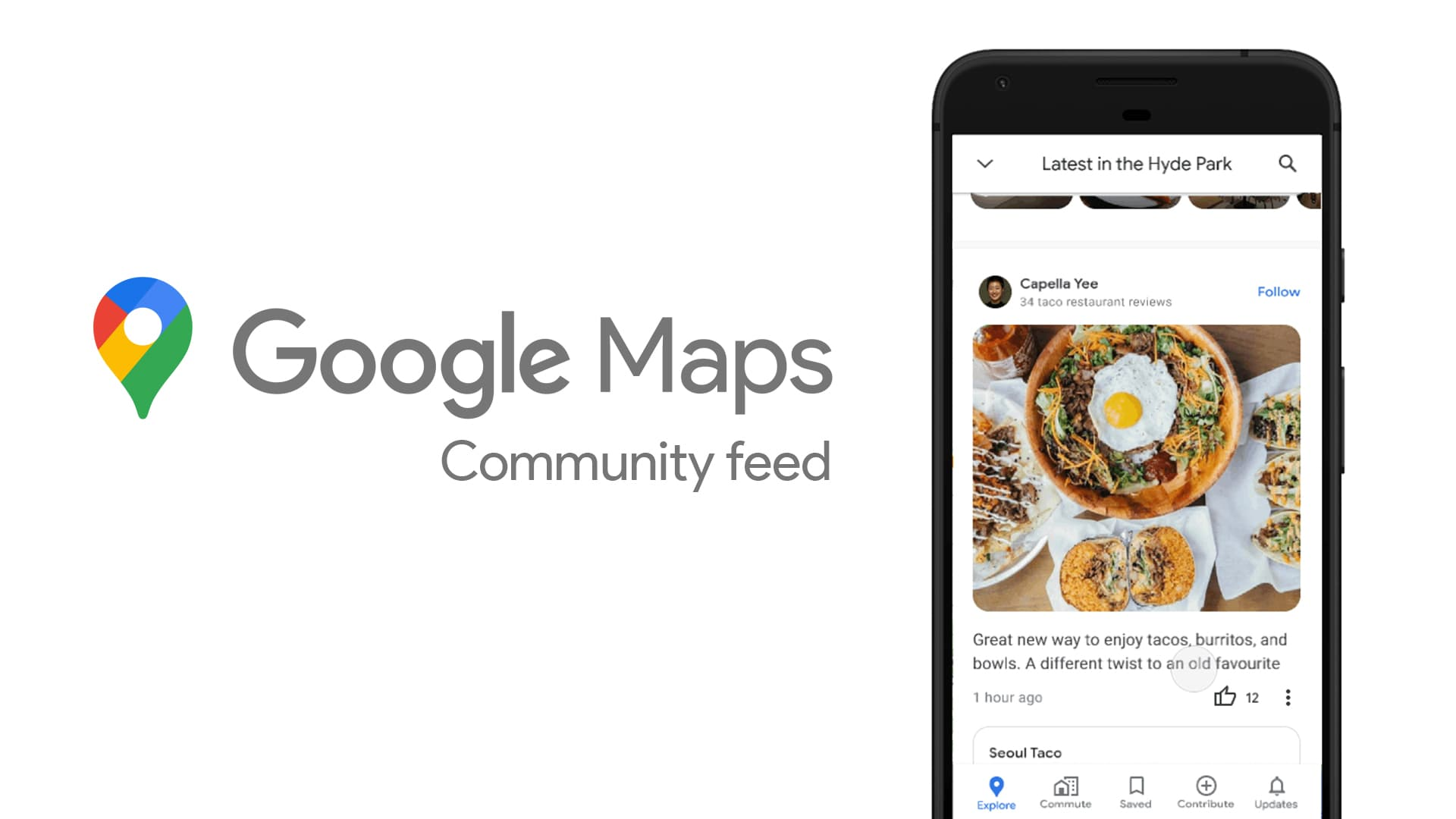 Google Maps turns the Explore tab into a social network for local businesses