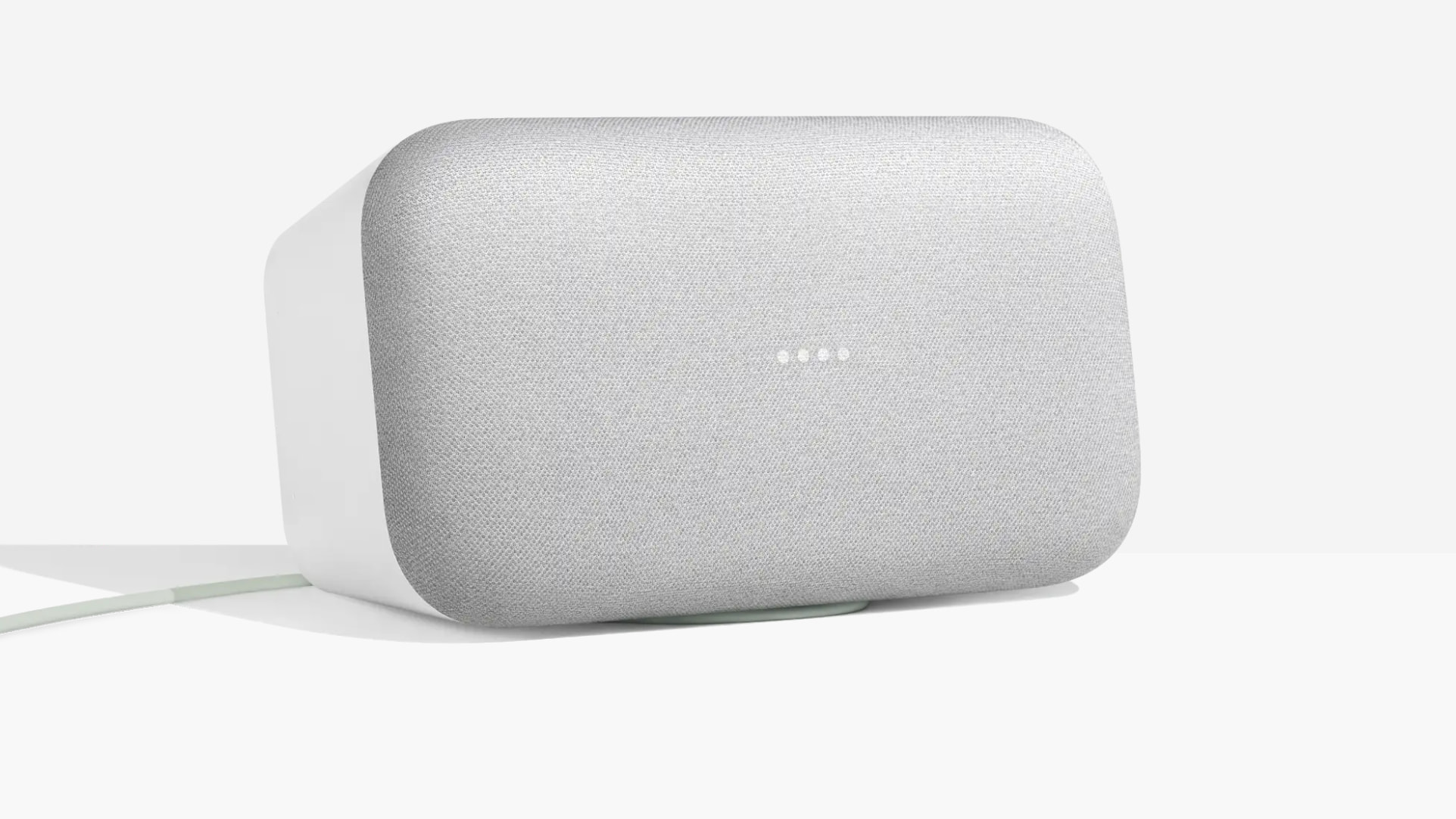 The Google Home Max is back in stock and too cheap to ignore