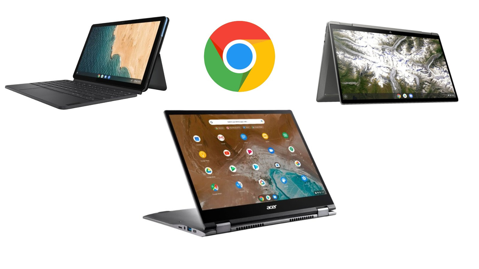 Chromebook Deals: Take up to $150 off three of our top picks
