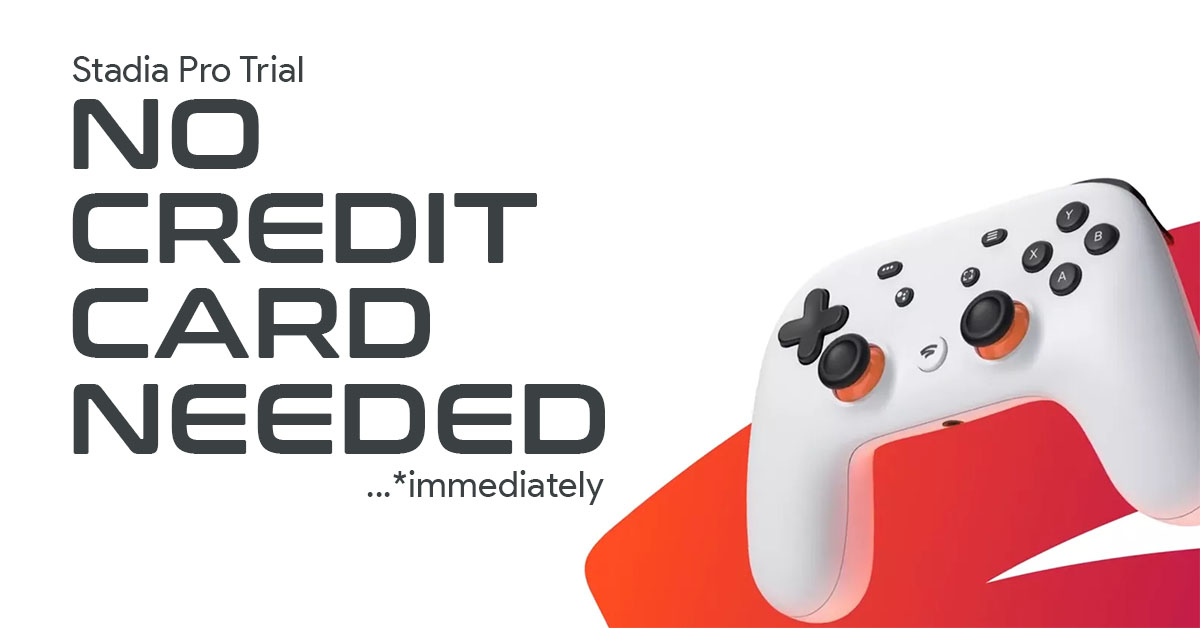 [Updated] Stadia Pro free trial with no payment method goes live, but with one caveat