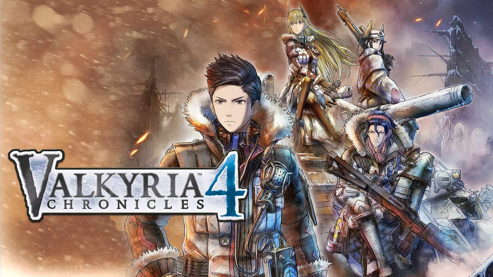[Update: Available] Valkyria Chronicles 4: Complete Edition enters the battlefield on Stadia this week