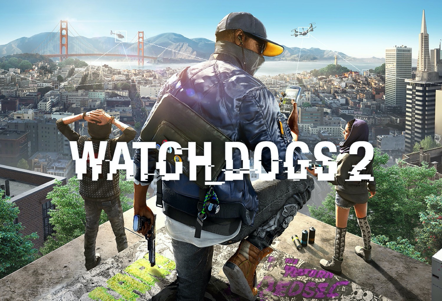 Watch Dogs 1 and 2 are now available on Stadia starting at just $10 for Pro subscribers