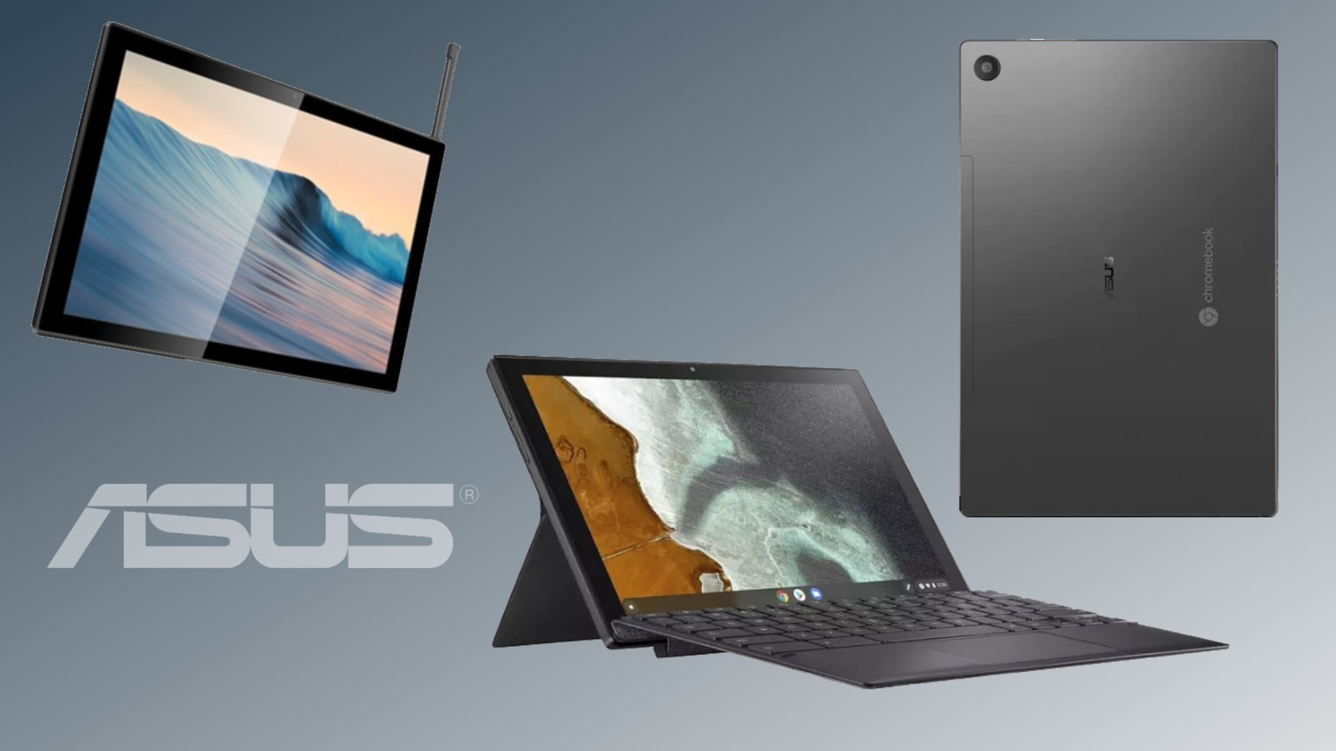 Exclusive: the ASUS Chromebook Flip CM3000 tablet is the first real Lenovo Duet contender