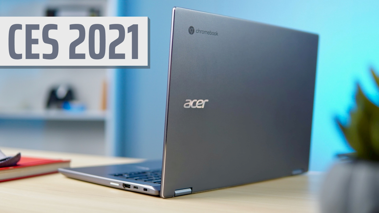 CES 2021: Hands-on with the Acer's Ryzen-powered Chromebook Spin 514