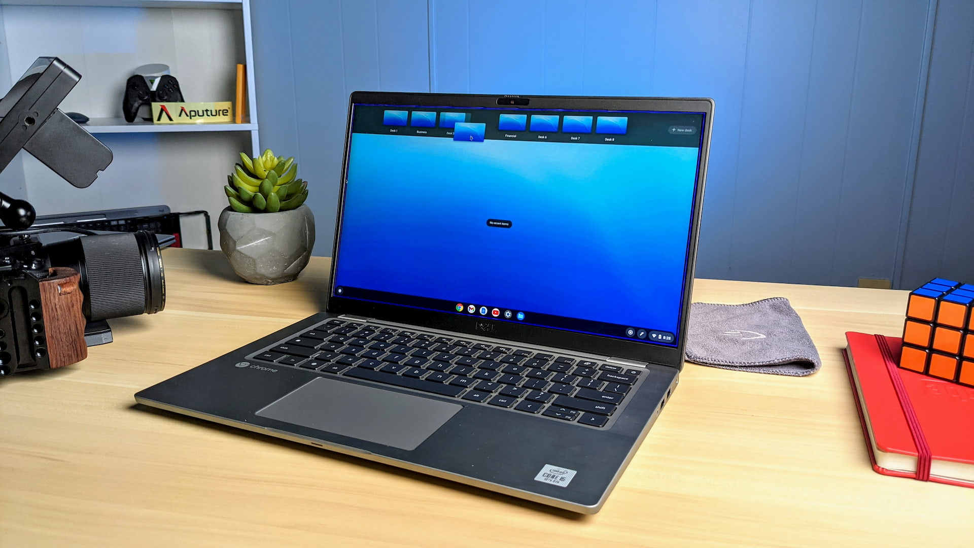 Chromebook Virtual Desks set to get another massive upgrade with drag-and-drop