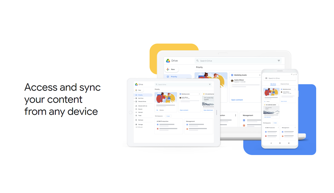 Drive File Stream becomes 'Google Drive for Desktop' in the name of simplicity