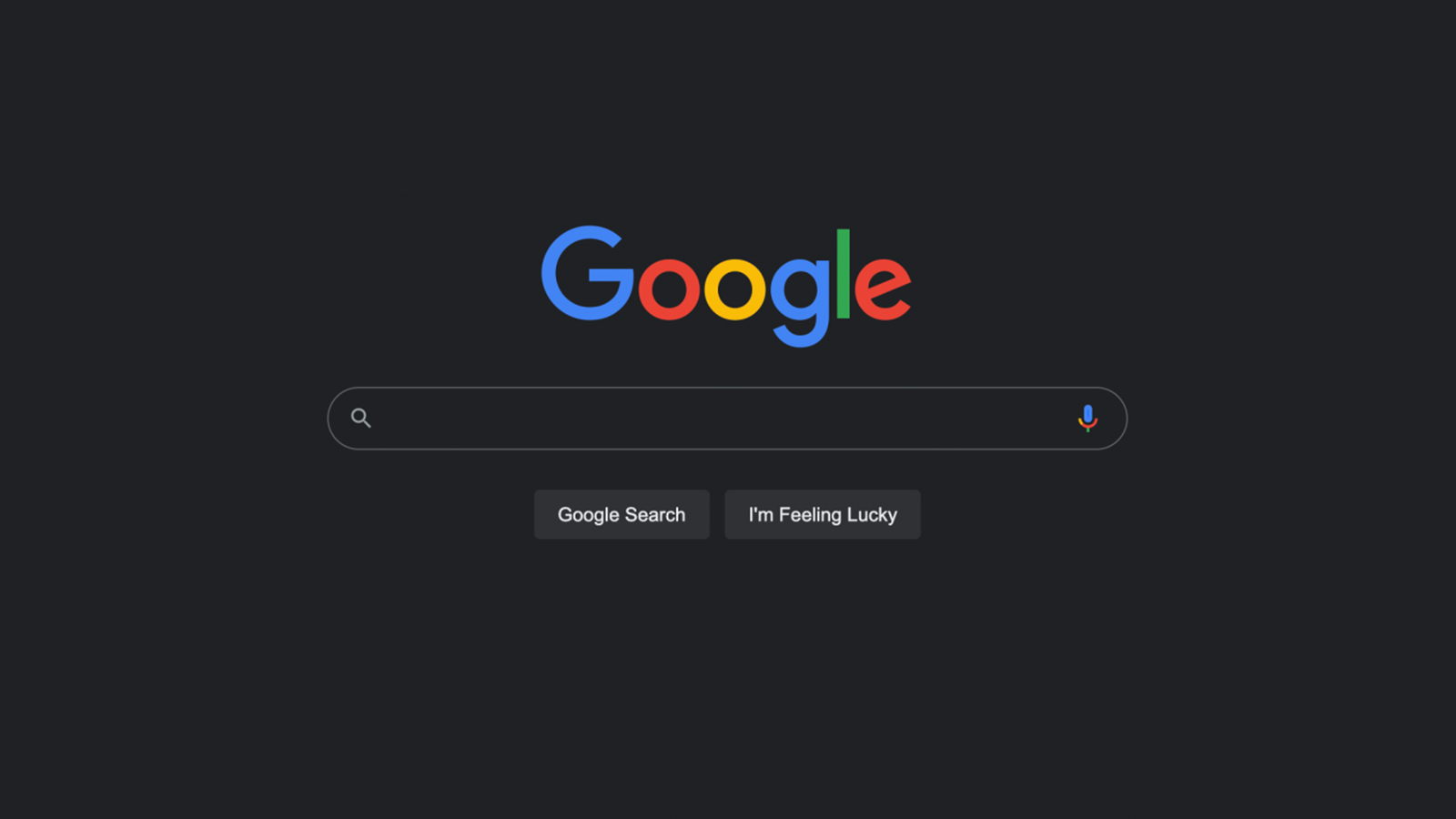 Google Search dark mode is appearing briefly for more users, and it looks promising