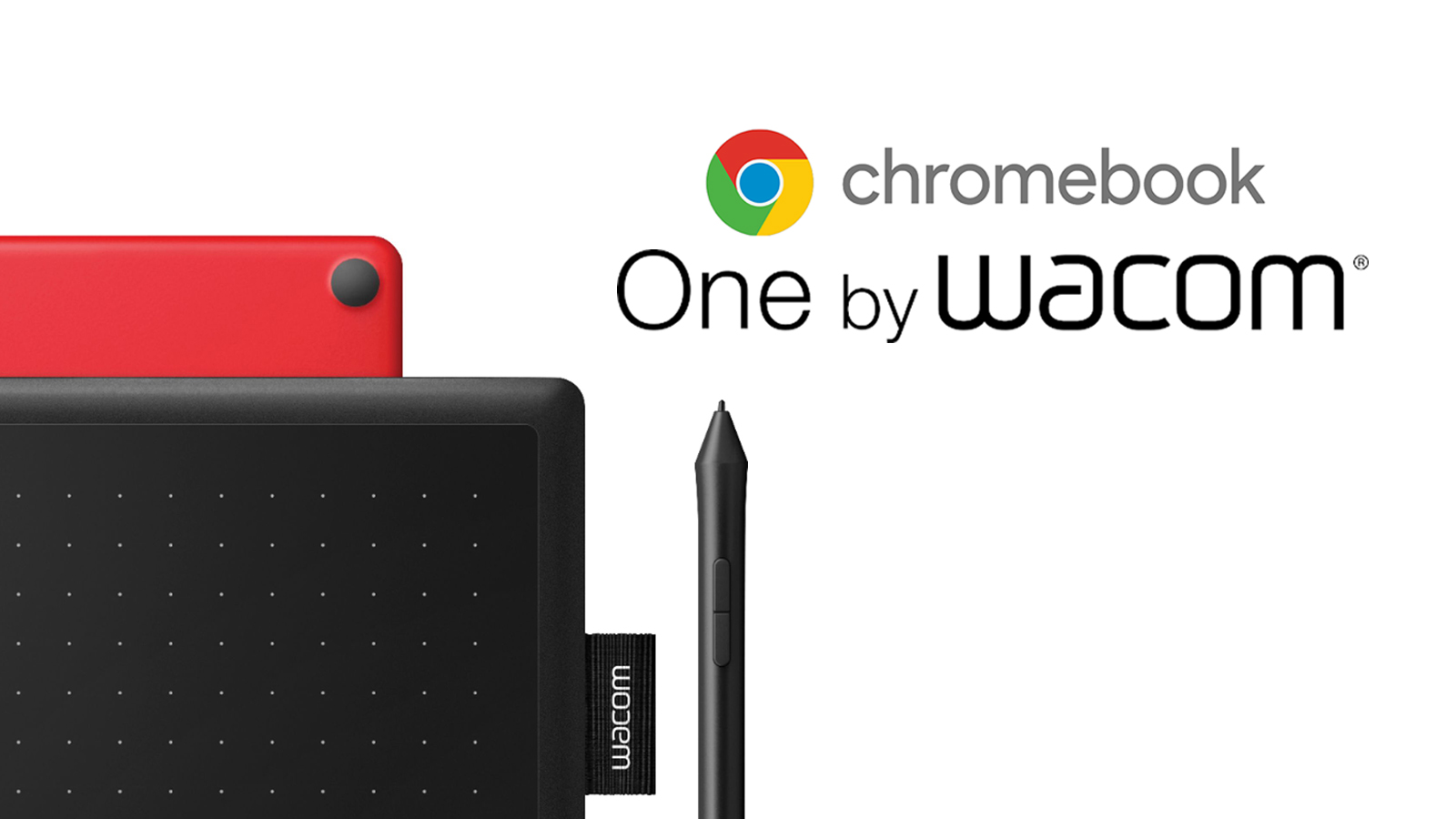 Introducing the One by Wacom – the first fully compatible graphics tablet for Chromebooks