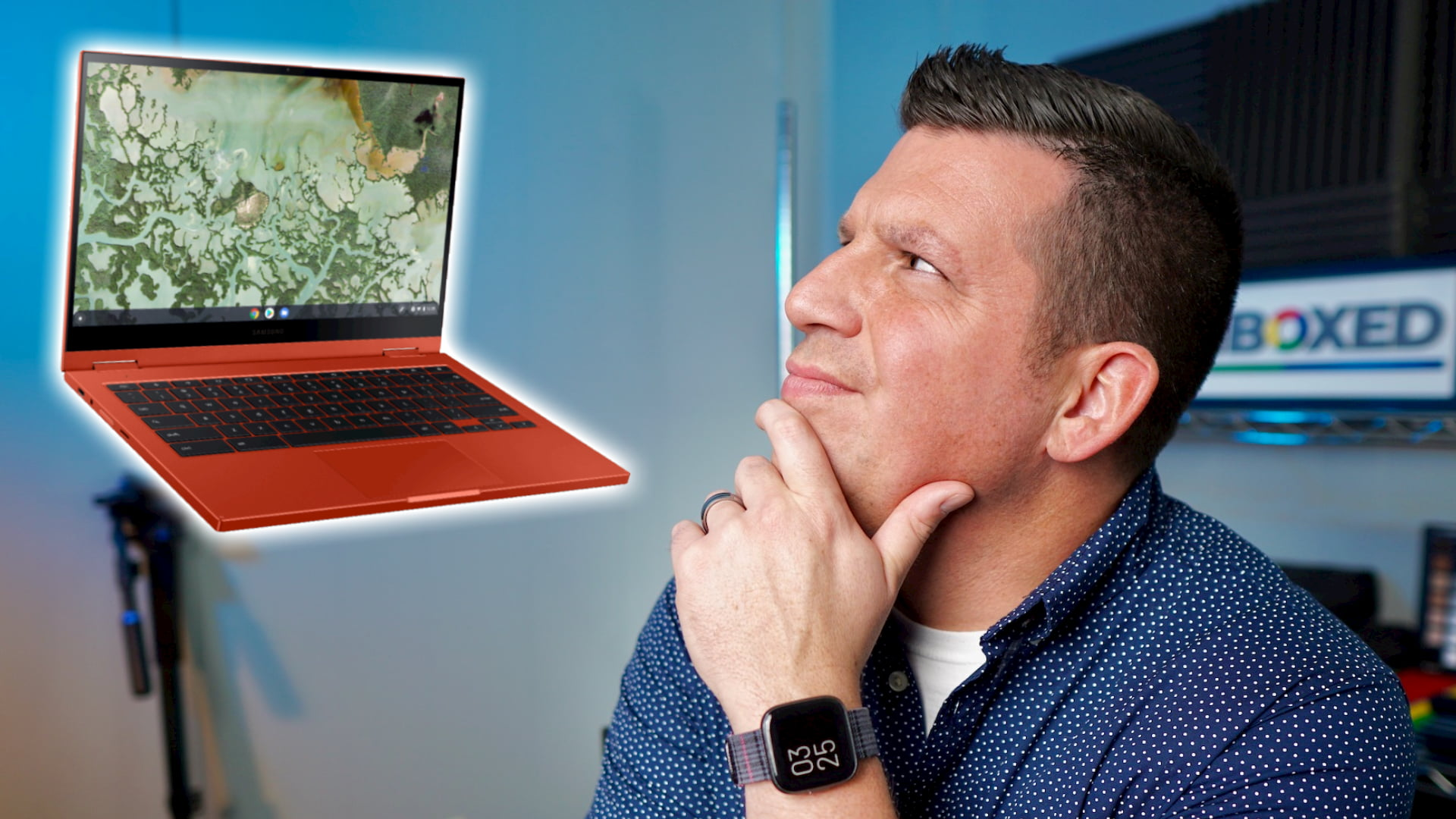 Our reaction to the Samsung Galaxy Chromebook 2 [VIDEO]
